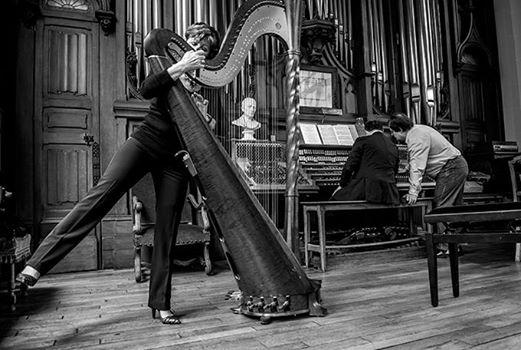 orgue-harpe